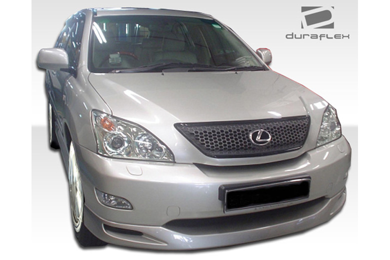 2006 Lexus RX Duraflex TD3000 Front Lip (Add On)