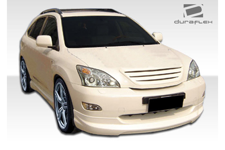 2006 Lexus RX Duraflex W-1 Front Lip (Add On)