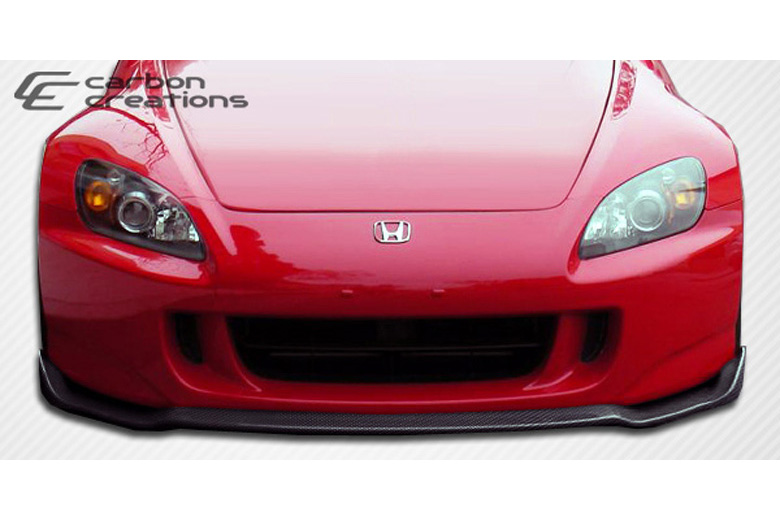 2004 Honda S2000 Carbon Creations Type M Front Lip (Add On)