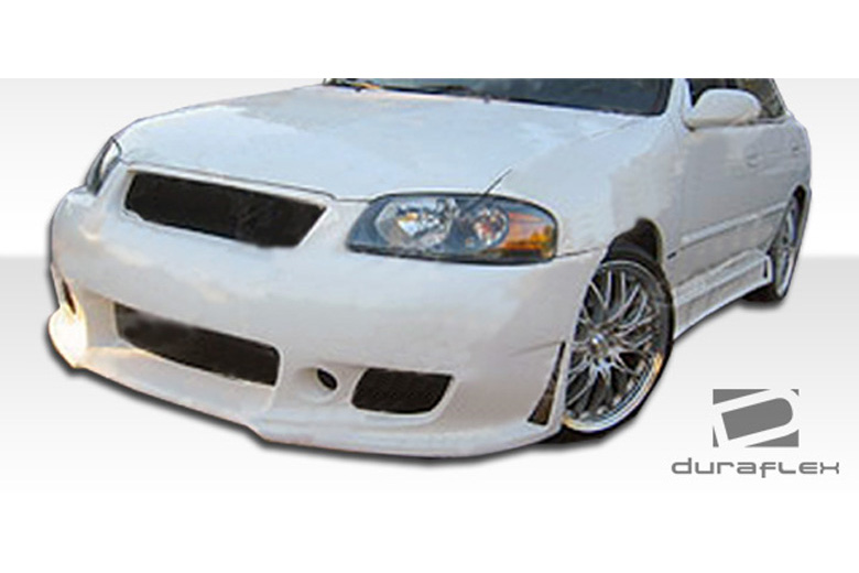 2004 Nissan Sentra Duraflex B-2 Body Kit