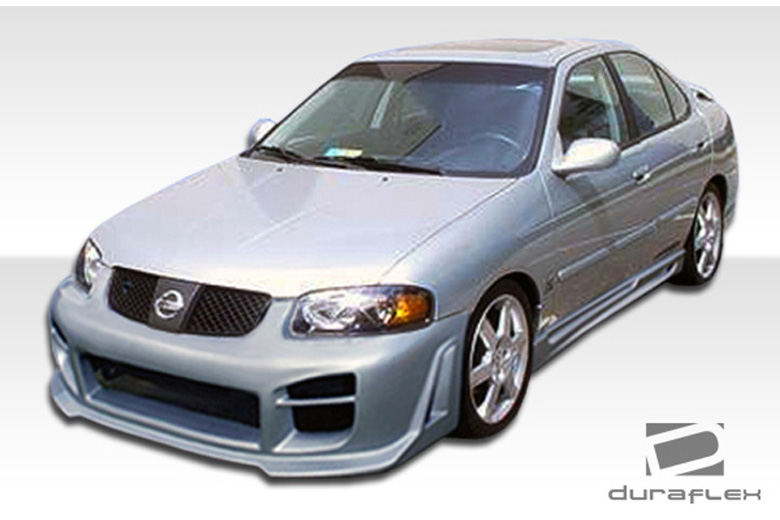 2004 Nissan Sentra Duraflex R34 Body Kit