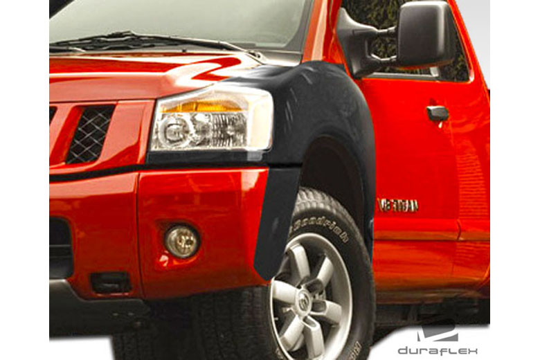 2009 Nissan Titan Duraflex Off Road Bulge Fender