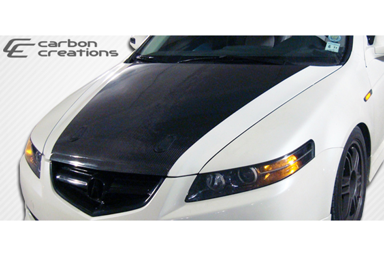 2004 Acura TL Carbon Creations Hood