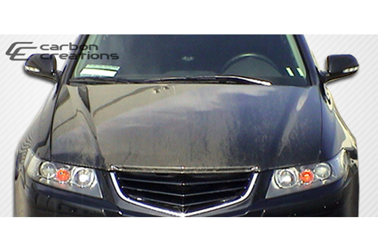2004 Acura TSX Carbon Creations Hood