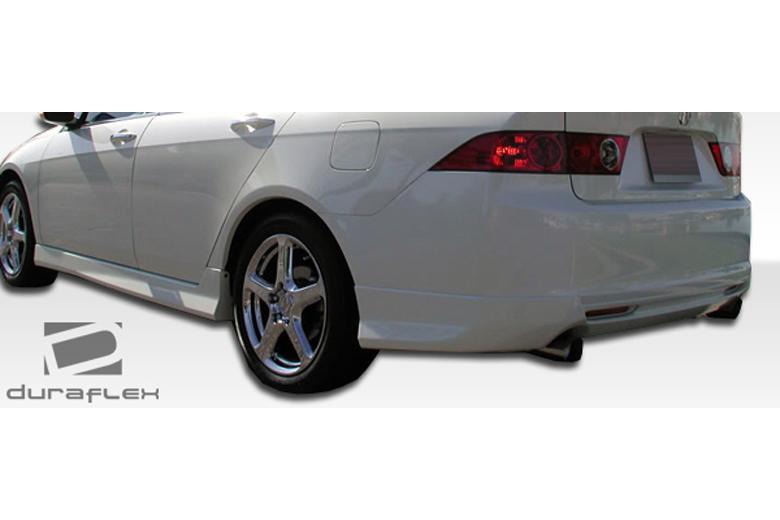 Duraflex Acura TSX JSpec Body Kit - Acura tsx body kit