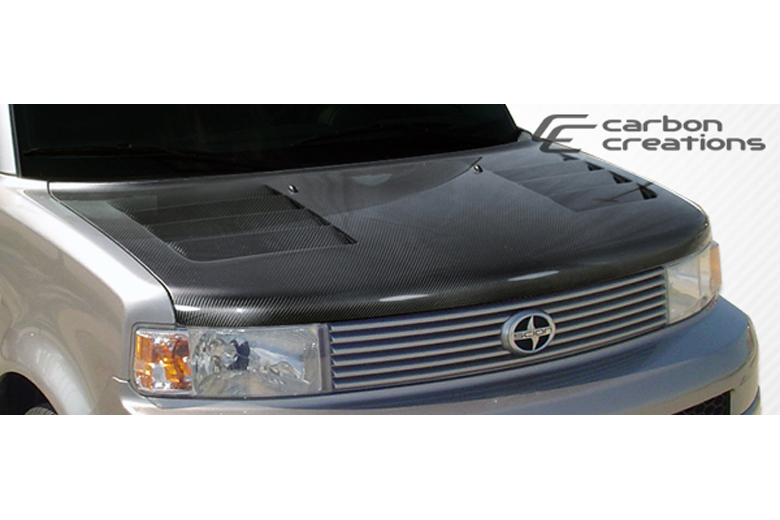 2006 Scion xB Carbon Creations GT Concept Hood