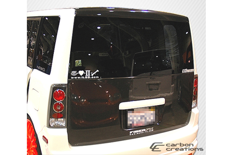 2005 Scion xB Carbon Creations Trunk / Hatch