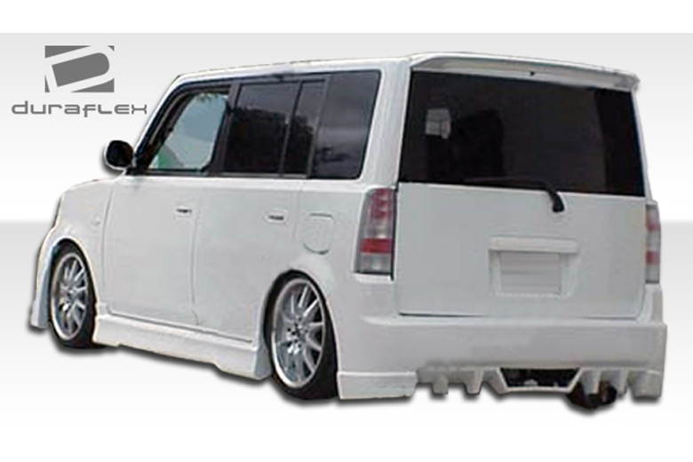 2005 Scion xB Duraflex Evo 5 Bumper (Rear)