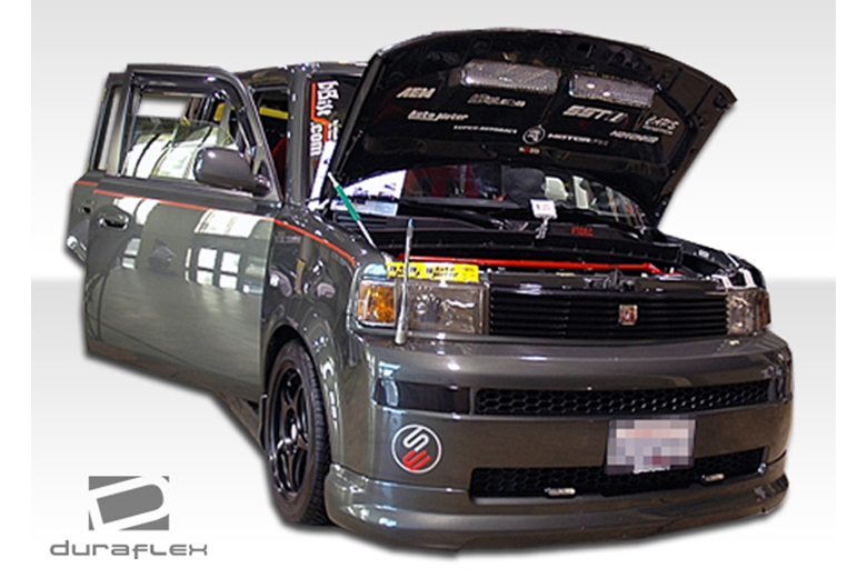 2005 Scion xB Duraflex K-1 Body Kit
