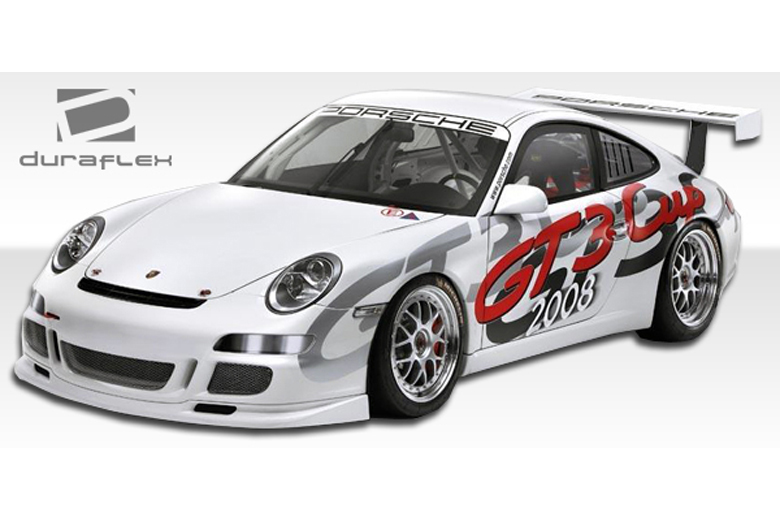 2006 Porsche 911 Duraflex Cup Car Body Kit