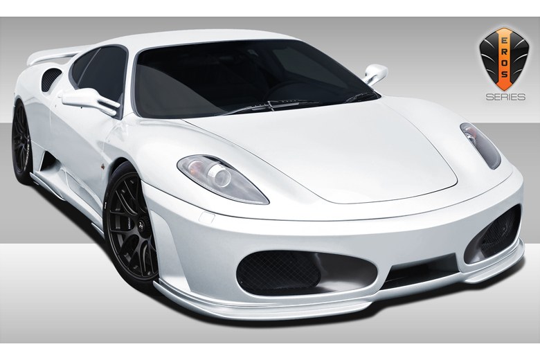 2006 Ferrari F430 Duraflex Eros Version 1 Body Kit