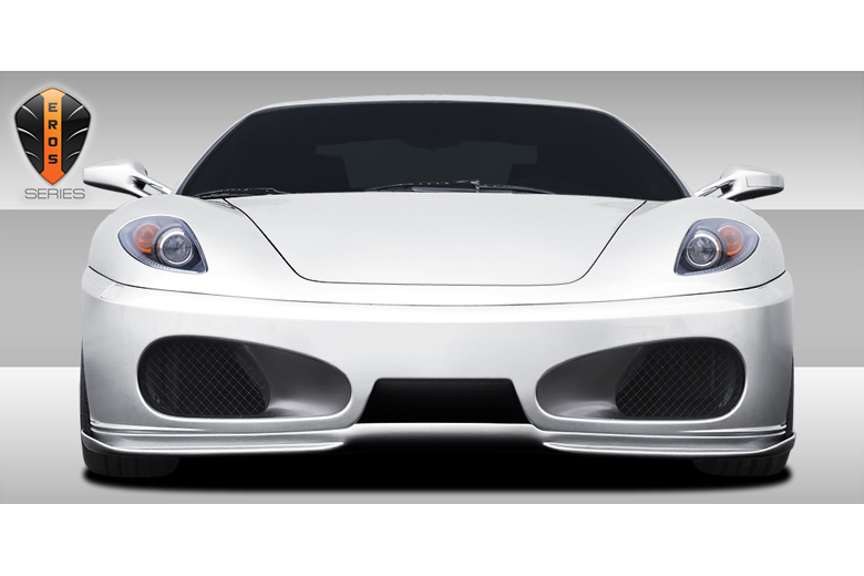 2006 Ferrari F430 Duraflex Eros Version 1 Front Lip (Add On)