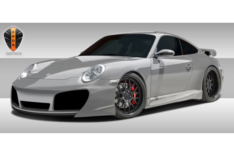2006 Porsche 911 Duraflex Eros Version 1 Body Kit