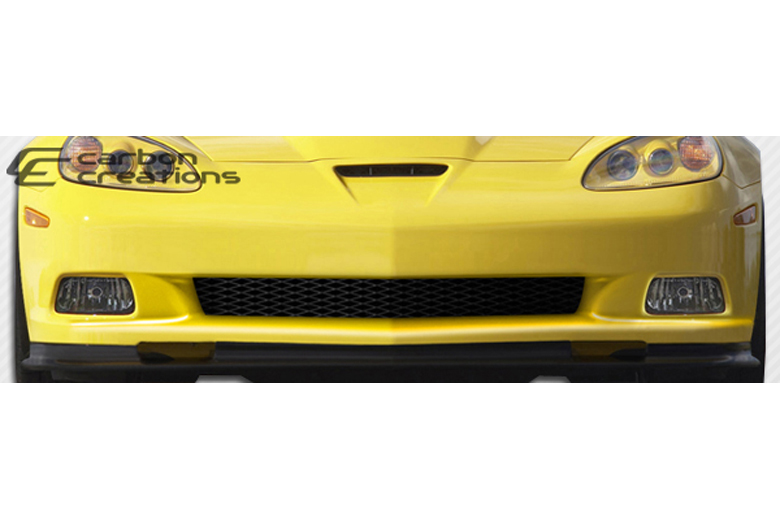 2011 Chevrolet Corvette Carbon Creations ZR Edition Front Lip (Add On)