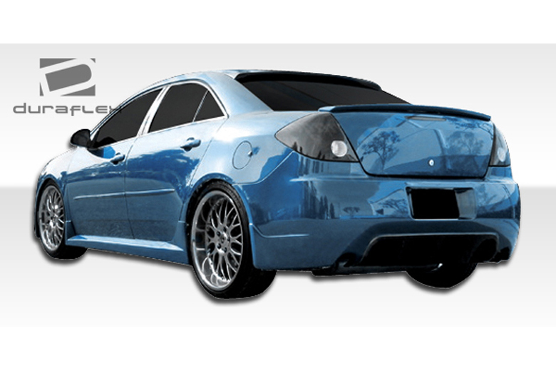 2008 Pontiac G6 Body Kits Ground Effects Rvinyl Com