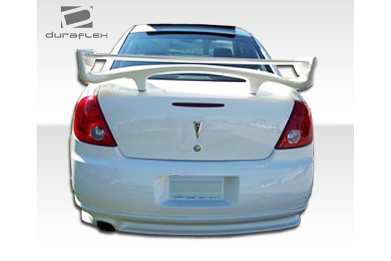 2005 Pontiac G6 Duraflex Racer Rear Lip (Add On)