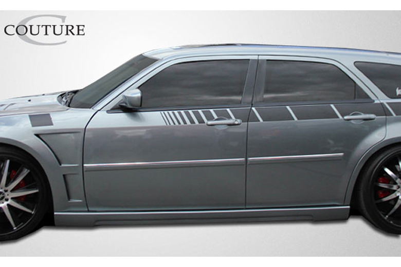 2007 Dodge Magnum Couture Luxe Sideskirts