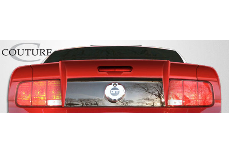 2008 Ford Mustang Couture Demon Spoiler