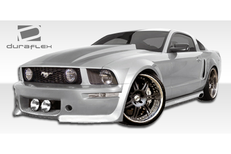 duraflex ford mustang 2005 2009 eleanor body kit. Black Bedroom Furniture Sets. Home Design Ideas