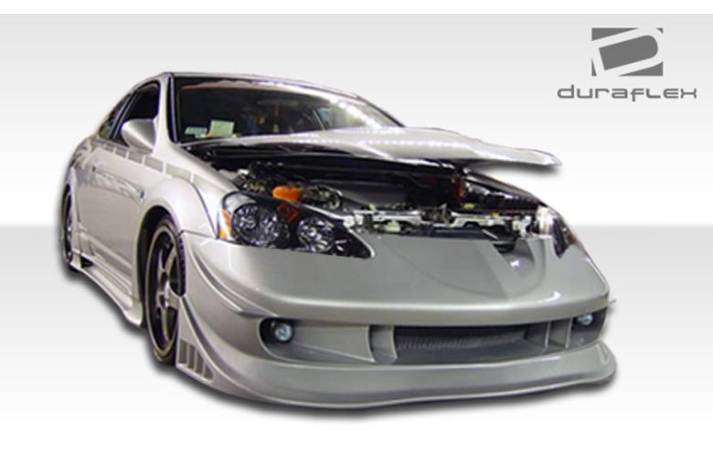 Duraflex Acura RSX Vader Body Kit - 2005 acura rsx body kit