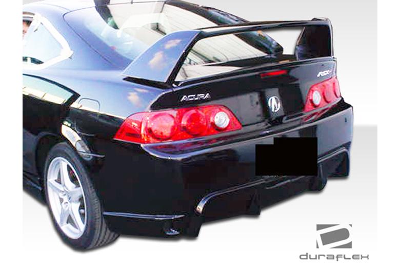 Duraflex Acura RSX ISpec Body Kit - 2005 acura rsx body kit