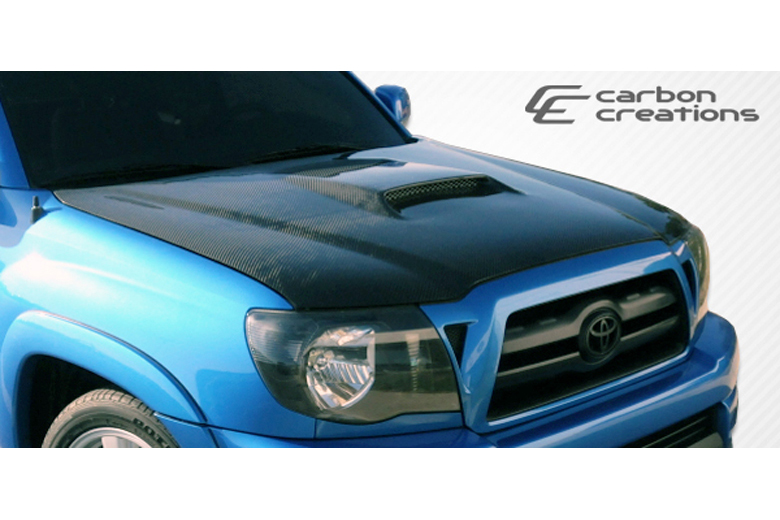 2005 Toyota Tacoma Carbon Creations SR5 Hood