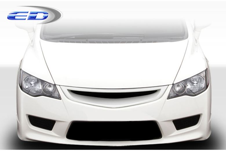 2008 Honda Civic Extreme Dimensions Type R Conversion Headlights