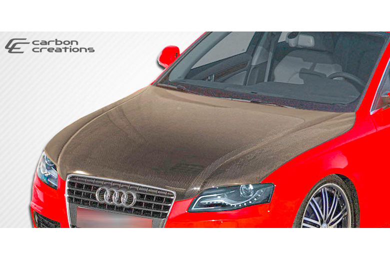 2008 Audi A4 Carbon Creations Hood