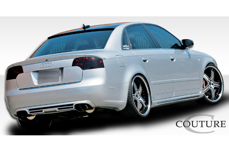 2008 Audi A4 Couture A-Tech Sideskirts