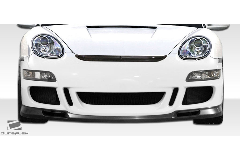 2012 Porsche Boxster Duraflex GT3-R Front Lip (Add On)