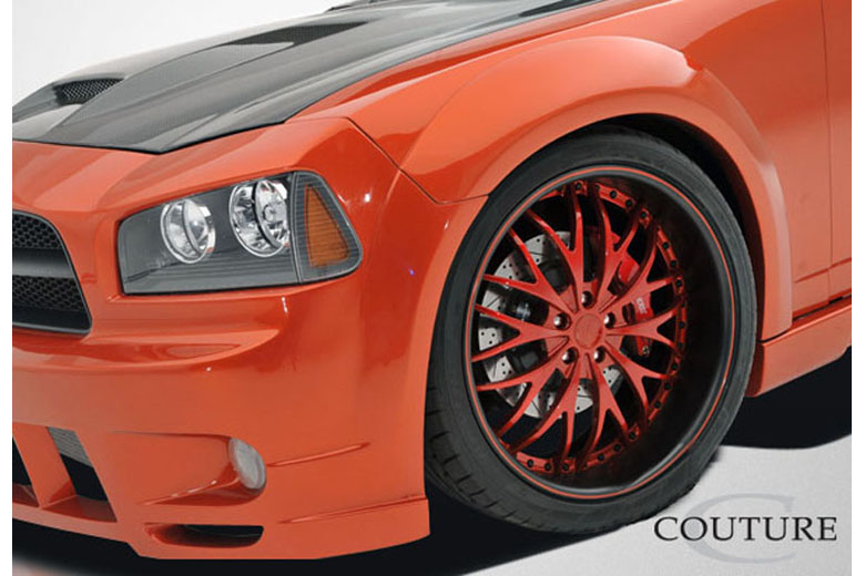 2010 Dodge Charger Couture Luxe Fender Flare