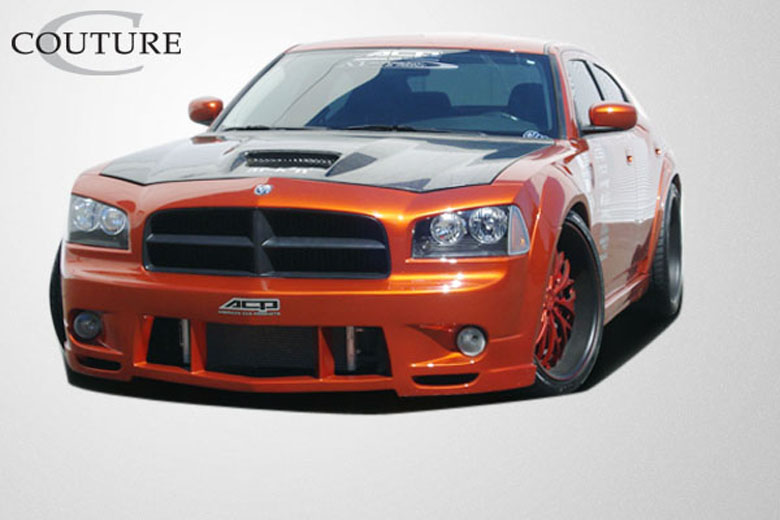 2010 Dodge Charger Couture Luxe Bumper (Front)