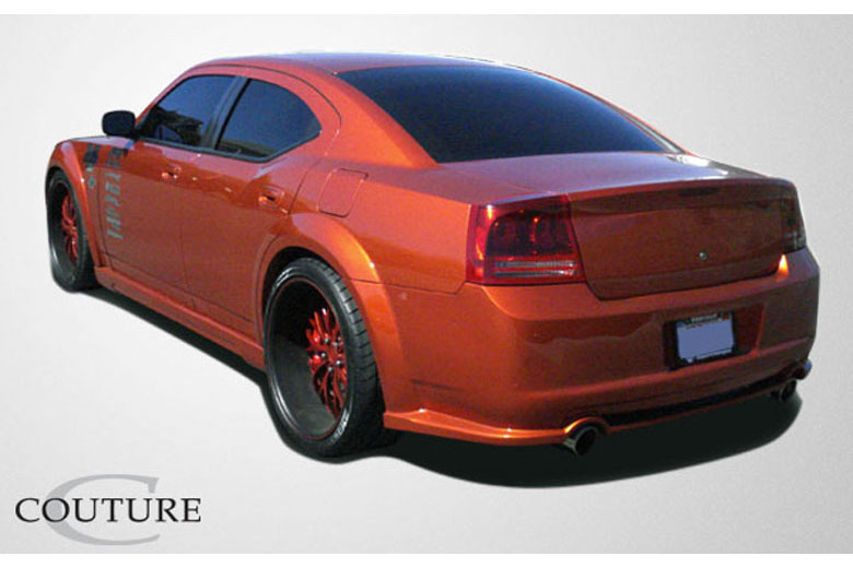 2010 Dodge Charger Couture Luxe Bumper (Rear)
