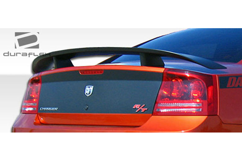 2010 Dodge Charger Duraflex SRT Look Spoiler