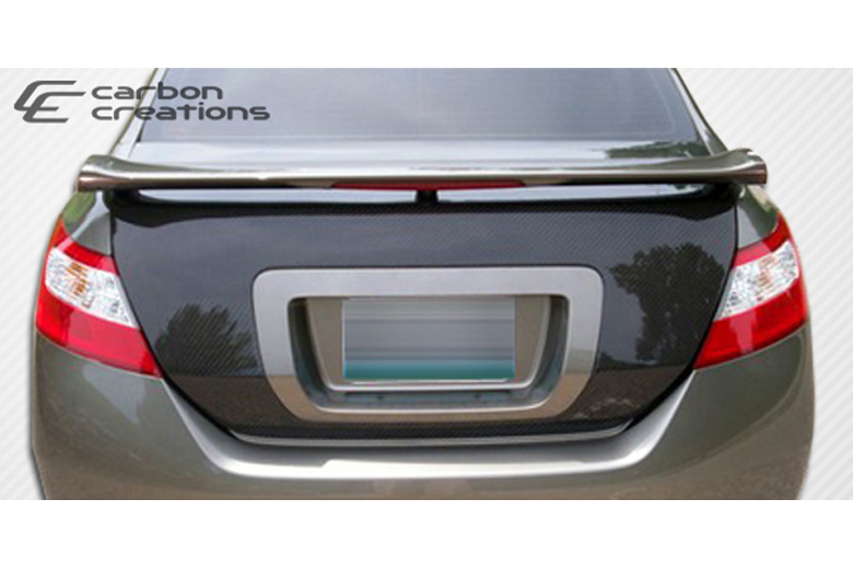 2009 Honda Civic Carbon Creations Trunk / Hatch