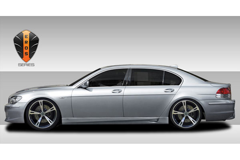 2008 BMW 7-Series Couture Eros Version 1 Sideskirts