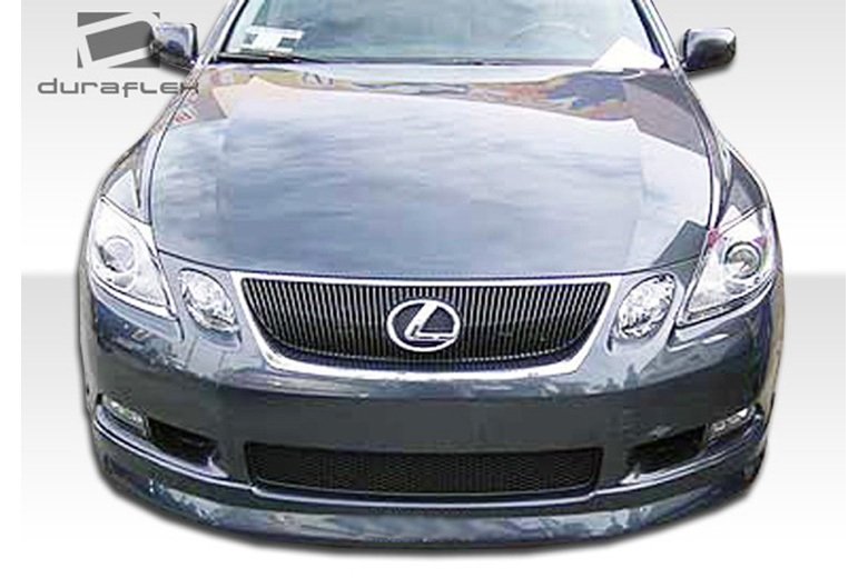 2007 Lexus GS Duraflex R-Sport Front Lip (Add On)