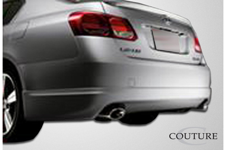 2006 Lexus GS Couture J-Spec Rear Lip (Add On)