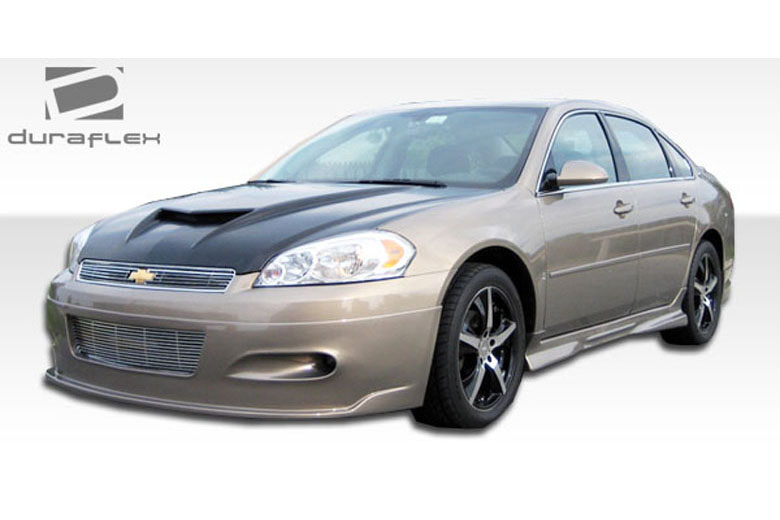 2011 Chevrolet Impala Duraflex Racer Body Kit