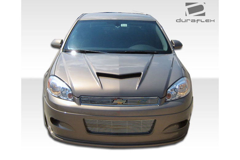 2011 Chevrolet Impala Duraflex Racer Front Lip (Add On)