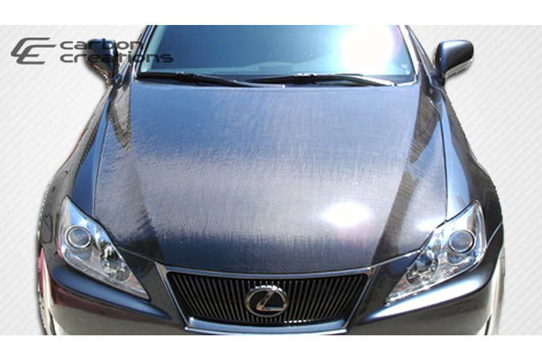 2013 Lexus IS Carbon Creations Hood