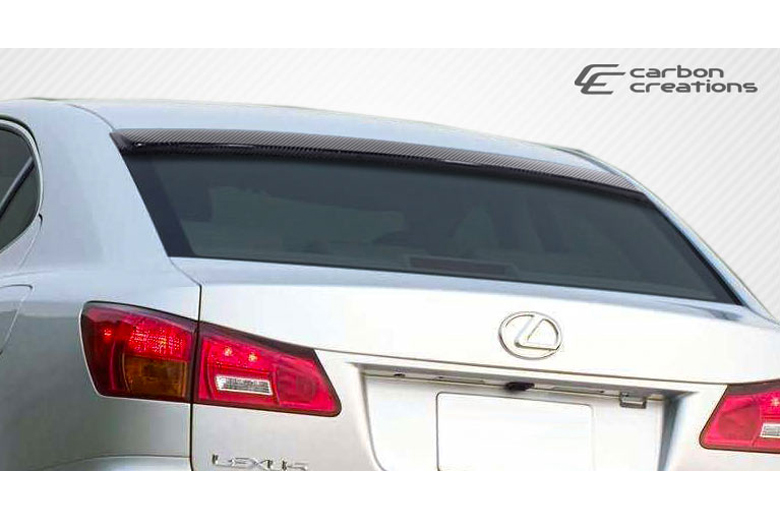 2011 Lexus IS Carbon Creations GT Concept Spoiler