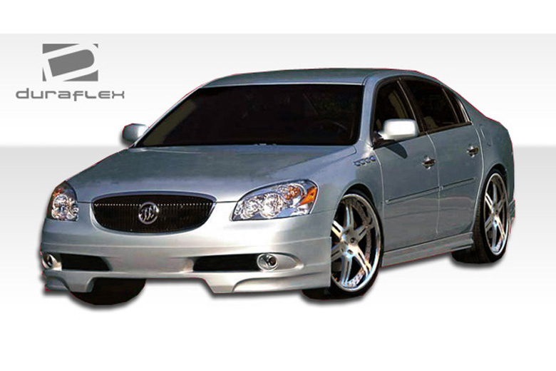 2006 Buick Lucerne Duraflex VIP Front Lip (Add On)