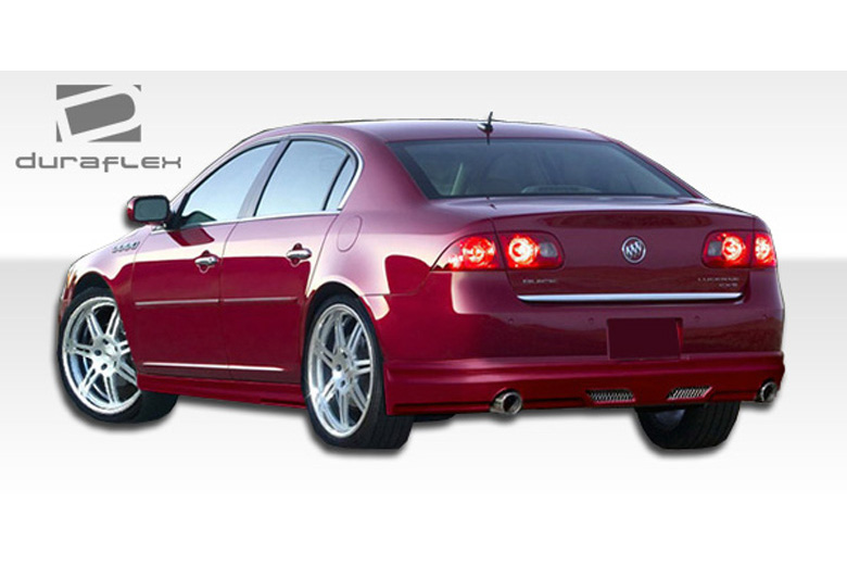 2006 Buick Lucerne Duraflex VIP Rear Lip (Add On)