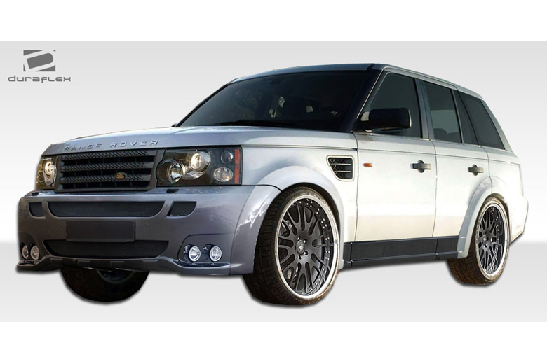 2007 Land Rover Range Rover Duraflex HM-S Body Kit