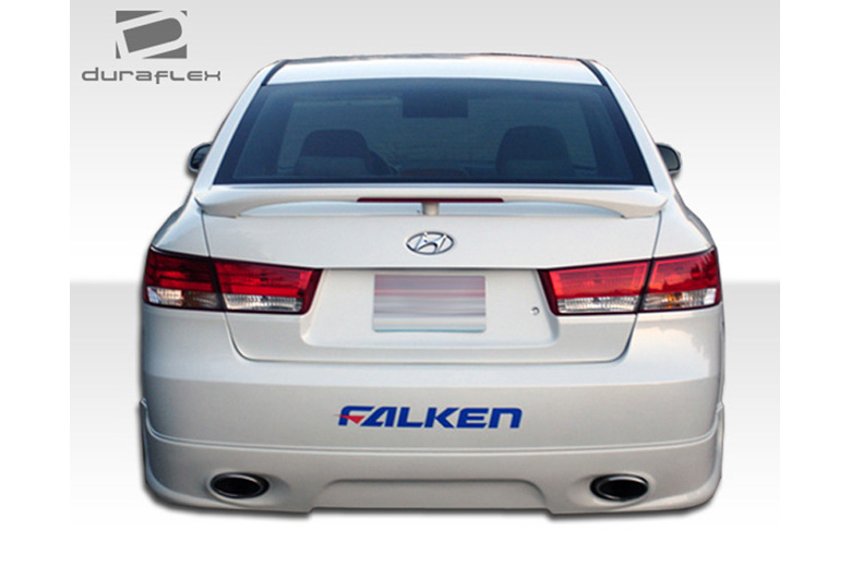 2007 Hyundai Sonata Duraflex Racer Rear Lip (Add On)