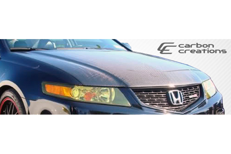 2006 Acura TSX Carbon Creations Hood