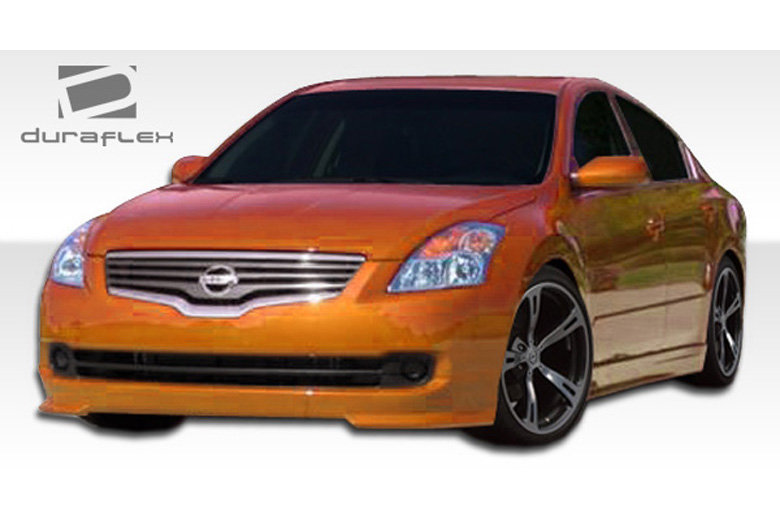 2009 Nissan Altima Duraflex Racer Front Lip (Add On)