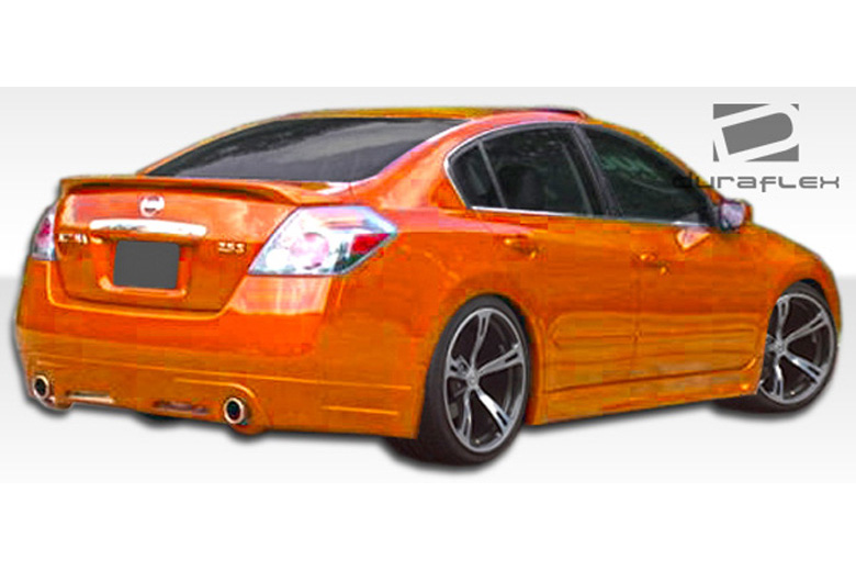 2009 Nissan Altima Duraflex Racer Rear Lip (Add On)