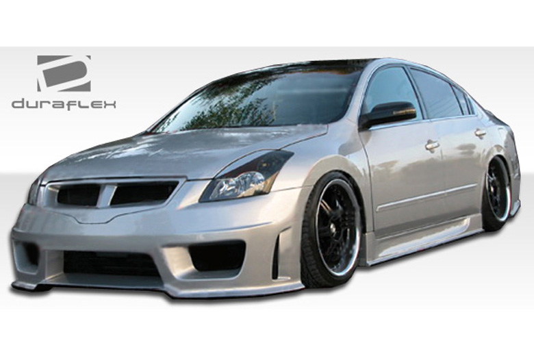 2009 Nissan Altima Duraflex Sigma Body Kit